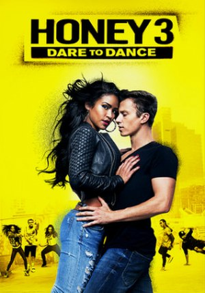 Honey 3: Dare to Dance - DVD cover