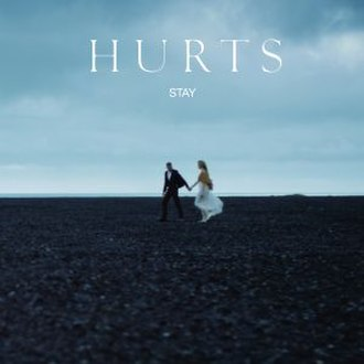 Stay (Hurts song) - Image: Hurtsstay