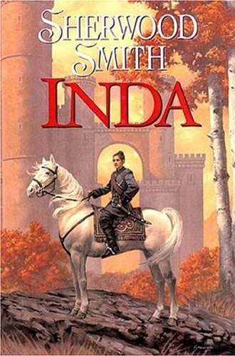 Inda (novel) - First edition cover