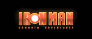 Iron Man: Armored Adventures - Image: Iron Man Armored Adventures Logo