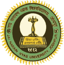Image result for Jai Narain Vyas University, Jodhpur