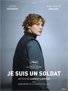 2015 French-Belgian drama film directed by Laurent Larivière