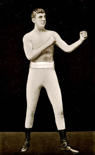 Jim Hall (boxer) - Image: Jim Hall (boxer)