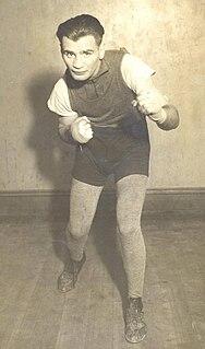 Joe Glick American boxer (1903-1978)