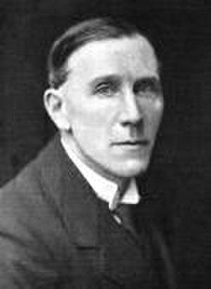 J. D. Beresford - Image: John Davys Beresford