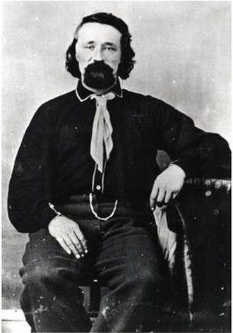 Deer Lodge, Montana - Johnny Grant in his prime