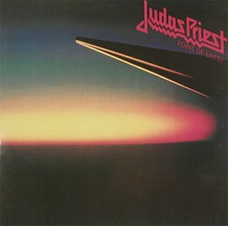 Point of Entry - Image: Judas priest point of entry a