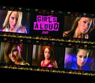 Girls Aloud — Jump (studio acapella)