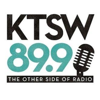 KTSW - Image: KTSW 89.9