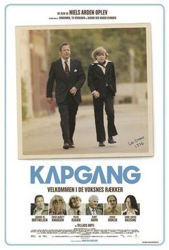 Speed Walking - Image: Kapgang