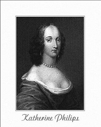 Katherine Philips - Katherine Philips, the Matchless Orinda