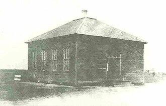 Katy Independent School District - Katy School 1899-1909 Elementary School 1909-1927