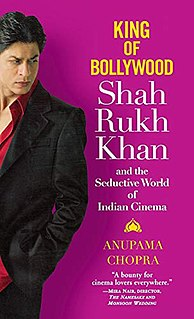 <i>King of Bollywood</i> (book) Biography by Anupama Chopra