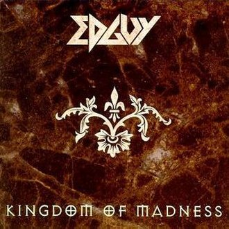 Kingdom of Madness (Edguy album) - Image: Kingdom of madness
