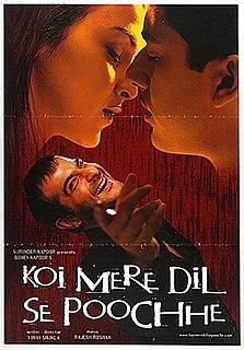 <i>Koi Mere Dil Se Poochhe</i> 2002 Indian film