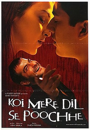 Koi Mere Dil Se Poochhe - Movie Poster