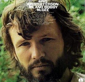 Kristofferson (album) - Image: Kristofferson Kris Meand Bobby Mc Gee