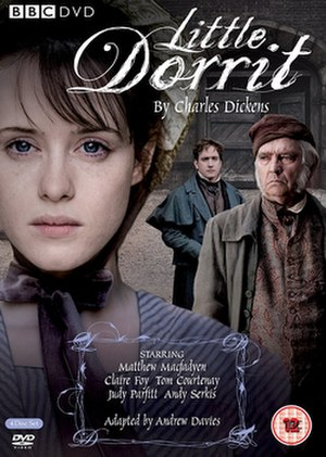 Little Dorrit (TV series) - Cover of the BBC DVD release