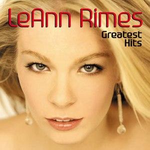 Greatest Hits (LeAnn Rimes album) - Image: Leannrimesghcover