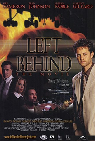 Left Behind: The Movie - Theatrical release poster