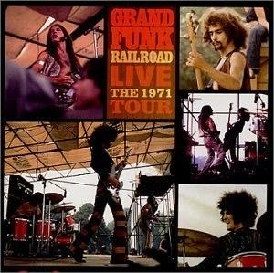 Live: The 1971 Tour - Image: Live The 1971 Tour