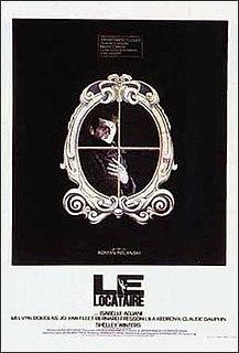 <i>The Tenant</i> 1976 French film directed by Roman Polanski