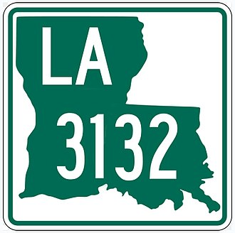 Transportation in Shreveport - Image: Louisiana 3132