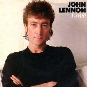 Love (John Lennon song) - Image: Love 45