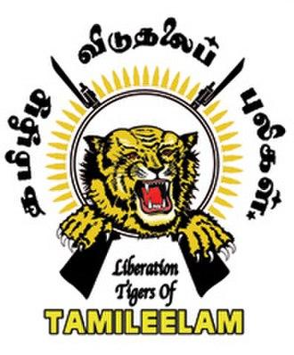 Liberation Tigers of Tamil Eelam - Image: Ltte emblem