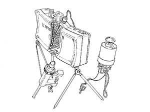 MON-50 - Line drawing of MON-50