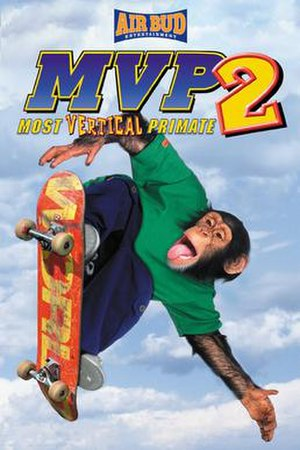 MVP: Most Vertical Primate - Film Poster