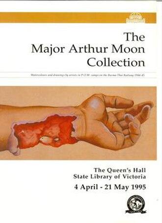 Ashley George Old - Major Arthur Moon Collection Exhibition Catalogue Cover