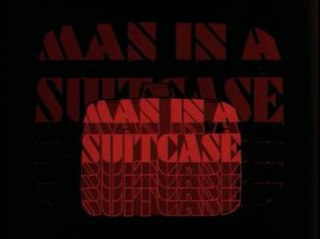 <i>Man in a Suitcase</i> British television private eye thriller television series
