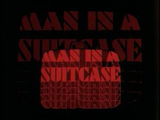 Man in a Suitcase - Image: Man in a Suitcase Titlecard