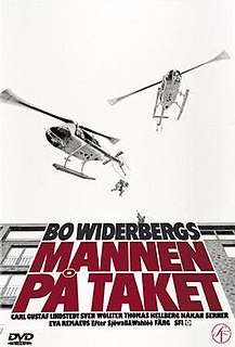 <i>The Man on the Roof</i> 1976 film by Bo Widerberg