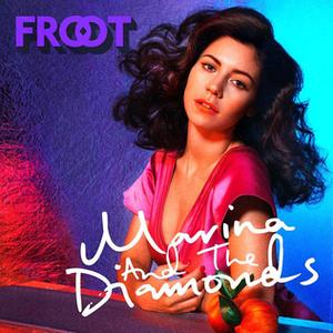 Froot (song) - Image: Marina and the Diamonds FROOT Single Cover