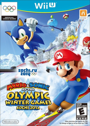 Mario & Sonic at the Sochi 2014 Olympic Winter Games - Image: Mario & Sonic Sochi 2014