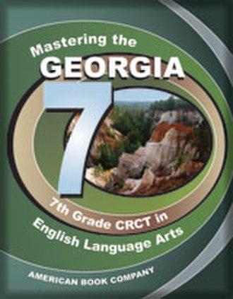 American Book Company (1996) - Mastering the GA CRCT 7th in Language Arts by American Book Company