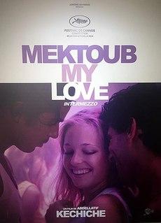 <i>Mektoub, My Love: Intermezzo</i> 2019 film