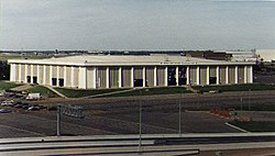 Met Center, home of the Minnesota North Stars.