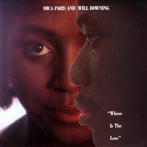 Where Is the Love - Image: Mica Paris & Will Downing Where Is the Love