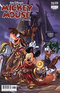<i>Mickey Mouse</i> (comic book)