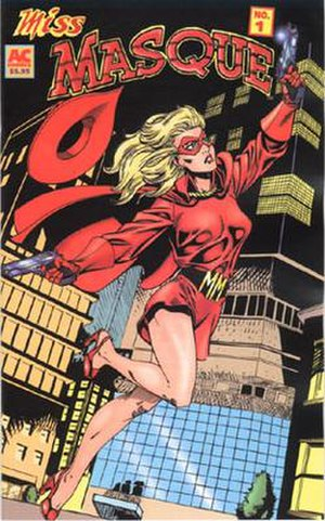 Miss Masque - Image: Miss Masque 1ACComics