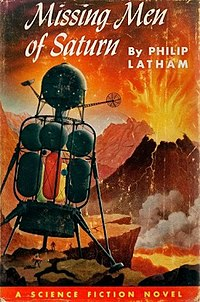 Missing Men of Saturn 1st Edition Dust Jacket.jpg