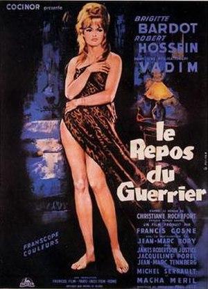 Love on a Pillow - Image: Movie Le Repos du Guerrier
