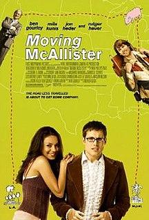 <i>Moving McAllister</i> 2007 film by Andrew Black
