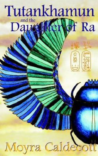 Tutankhamun and the Daughter of Ra - Cover to the UK paperback