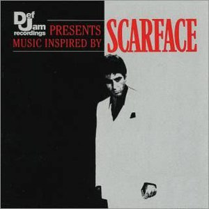 Music Inspired by Scarface - Image: Music Inspired by Scarface
