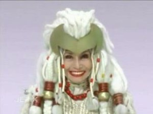 Rita Repulsa - Machiko Soga as Rita the Mystic Mother in Power Rangers Mystic Force.