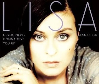 Lisa Stansfield — Never, Never Gonna Give You Up (studio acapella)